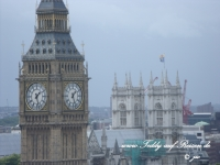 Big Ben und Westminster Abbey